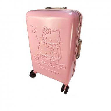 Hello KittyHello Kitty Hello Kitty 旅行好姐妹 甜心行李箱 20吋