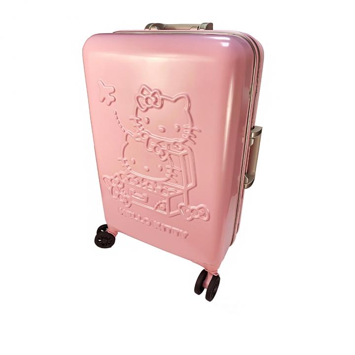Hello Kitty 旅行好姐妹 甜心行李箱 20吋