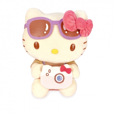 Hello KittyHello Kitty Hello Kitty 旅行好姐妹大Kitty坐姿版