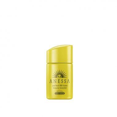 Shiseido資生堂 安耐曬高效運動型BB霜-自然