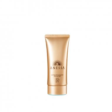 Shiseido資生堂 安耐曬 金鑽防曬凝膠