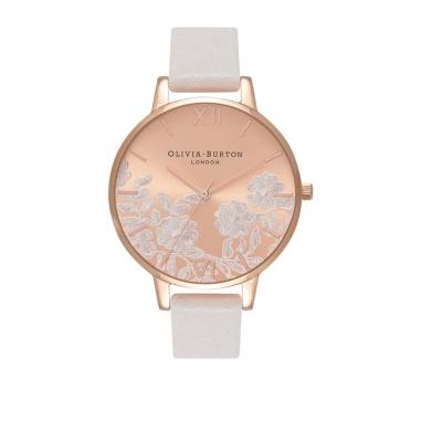 Olivia BurtonOlivia Burton Lace Detail手錶