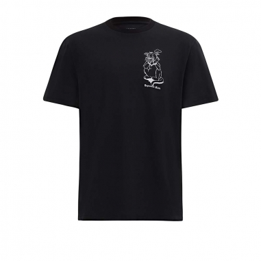 AllSaints歐聖 DEPRESSED MODE T恤