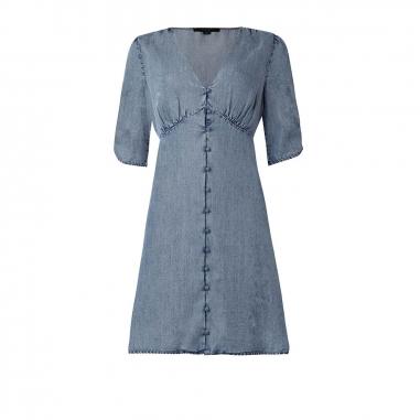 AllSaints歐聖 KOTA TENCEL洋裝