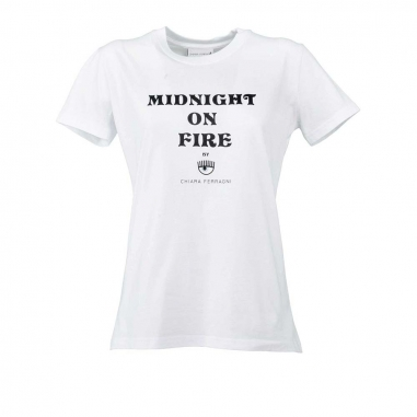 CHIARA FERRAGNICHIARA FERRAGNI MIDNIGHT ON FIRET恤