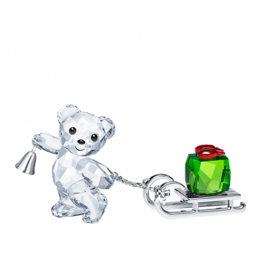 Swarovski施華洛世奇 Kris Bear聖誕小熊