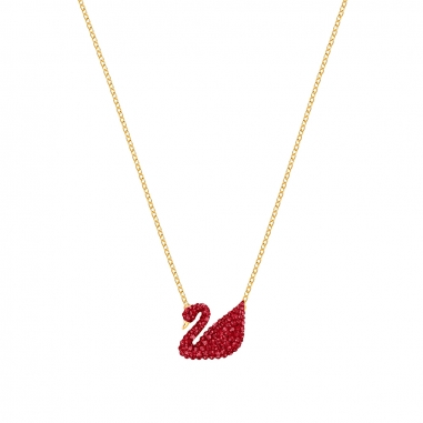 Swarovski施華洛世奇 Iconic Swan項鍊