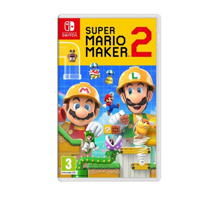 Super Mario Maker 2任天堂Switch 超級瑪利歐 創作家 2