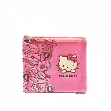 Hello KittyHello Kitty 機場限定 Hello Kitty 旅行兩層包