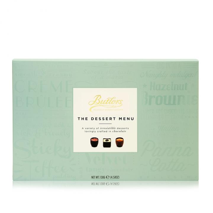 Butlers Dessert Menu巧克力禮盒