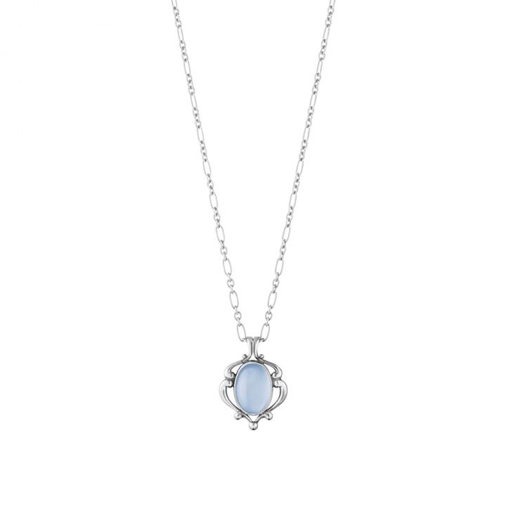 2019 Heritage Pendant-Blue Chalcedony2019年度項鍊-藍玉瓍