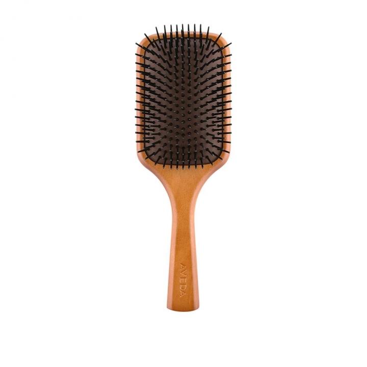 WOODEN PADDLE BRUSH木質髮梳