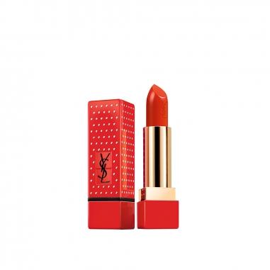 YVES SAINT LAURENT聖羅蘭 限量奢華緞面唇膏 酷愛使壞版