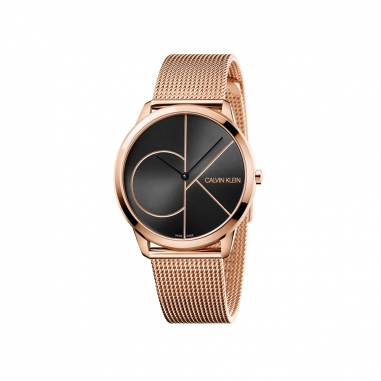 Calvin Klein 凱文克萊(精品) MINIMAL腕錶