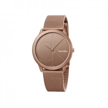 Calvin Klein 卡爾文克雷恩(精品) MINIMAL腕錶