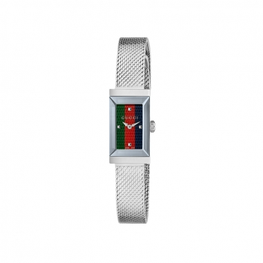 Gucci古馳(精品) G-FRAME腕錶
