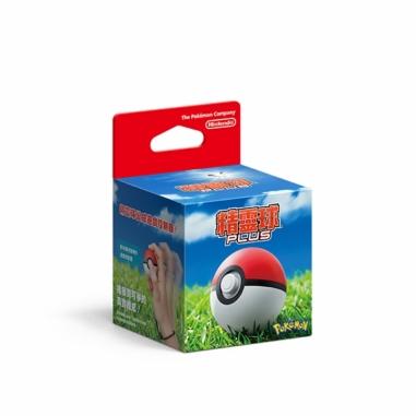 Nintendo任天堂 《贈精靈球收造型納包+送旅行夾鏈袋和保冰杯》任天堂SWITCH-精靈球PLUS控制器