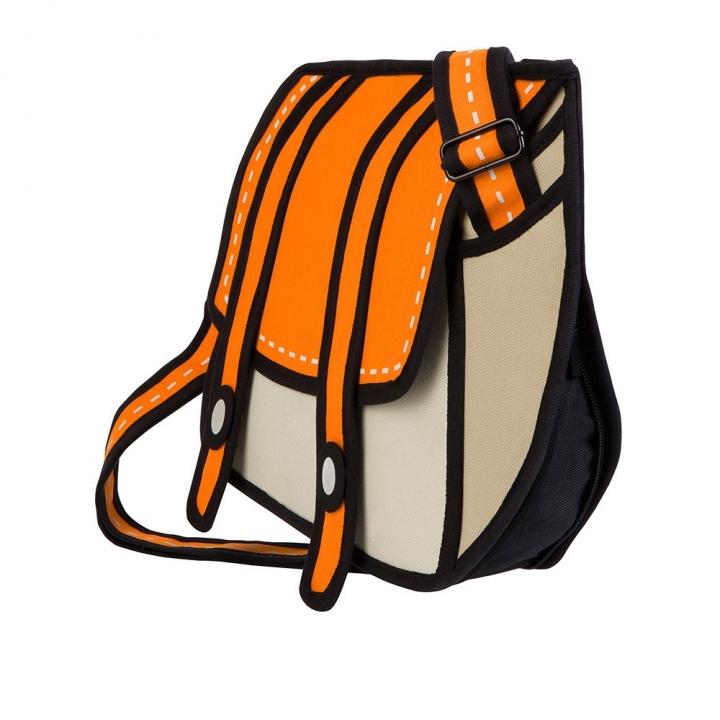 Cheese Orange Shoulder Bag相機包