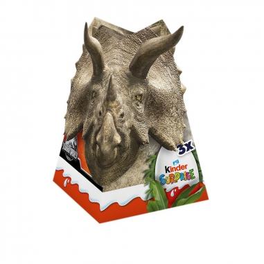 Kinder健達 健達出奇蛋 T3 侏羅紀公園