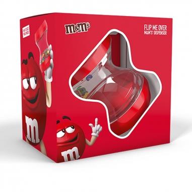 Mars瑪氏 牛奶巧克力翻轉糖果機
