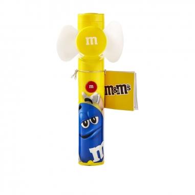 Mars瑪氏 牛奶巧克力風扇玩具