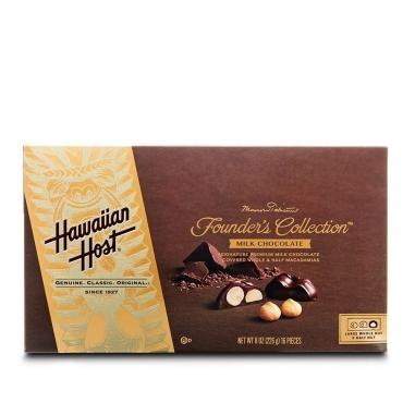 Hawaiian Host賀氏 TIKI夏威夷巧克力