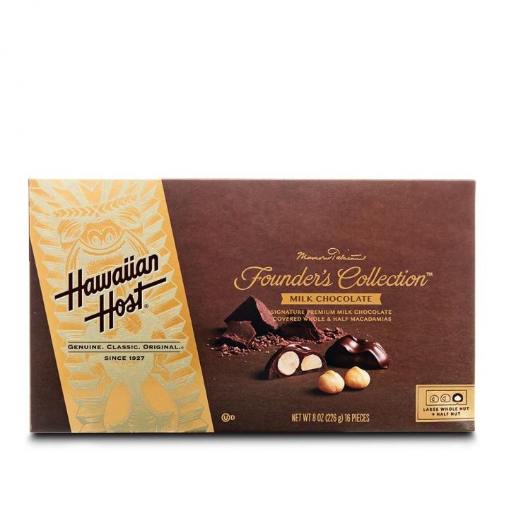 HAWAIIAN TIKITIKI夏威夷巧克力