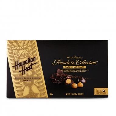 Hawaiian Host賀氏 經典黑巧克力