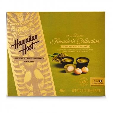 Hawaiian Host賀氏 抹茶白巧克力