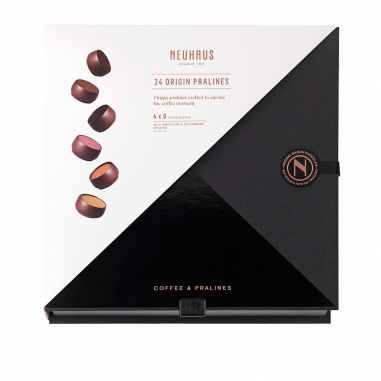 Neuhaus諾好事 經典咖啡原裝綜合夾心巧克力禮盒