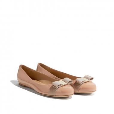 Salvatore Ferragamo費拉格慕 VARA FAMILY芭蕾舞平底鞋