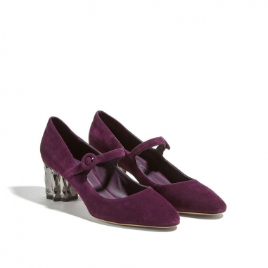 Salvatore Ferragamo費拉格慕 高跟瑪莉珍鞋