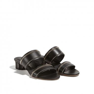 Salvatore Ferragamo費拉格慕 BELLUNO低跟涼鞋