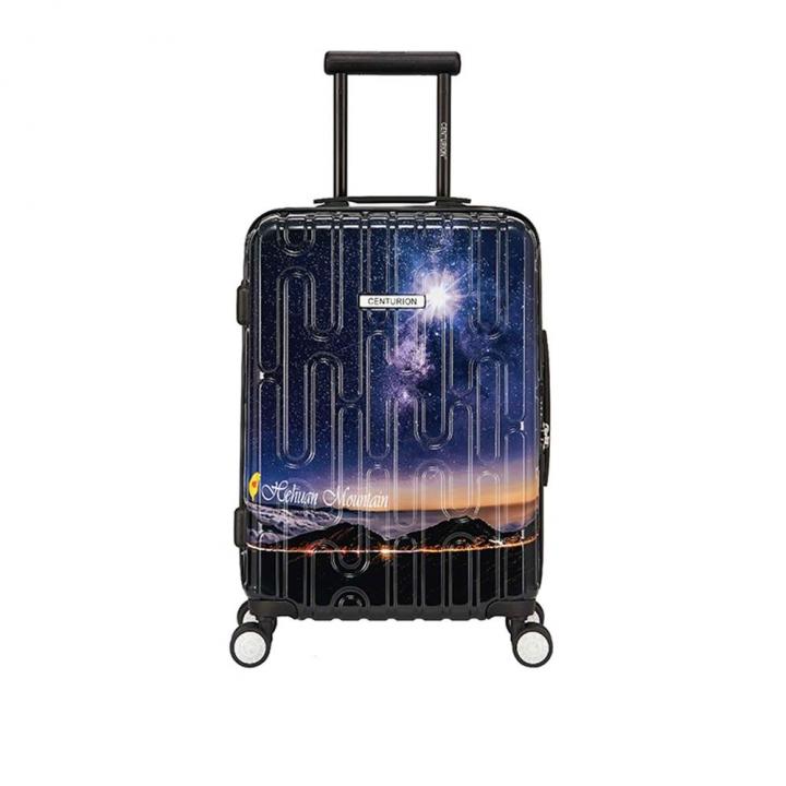 Luggage暗空公園旅行箱