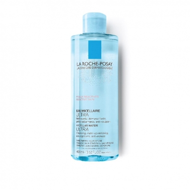 La Roche-Posay理膚寶水 舒緩保濕卸妝潔膚水