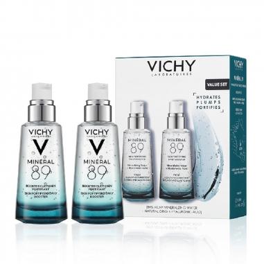 VICHY薇姿 M89火山能量微精華兩瓶裝特惠組