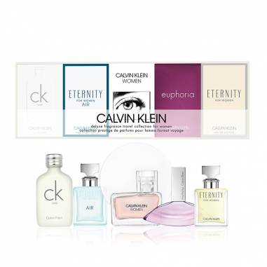 Calvin Klein卡爾文克雷恩(香水) 卡爾文克雷恩女士香水小香特惠組