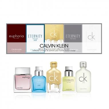 Calvin Klein凱文克萊(香水) 凱文克萊 CK 男士迷你套組