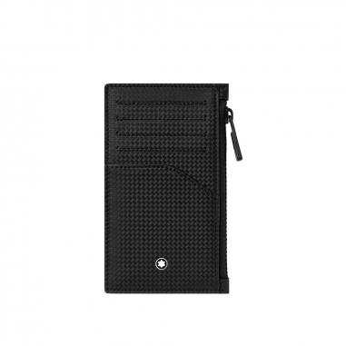 Montblanc萬寶龍(精品) Extreme 2.0 風尚系列5卡式袖珍型卡夾(附拉鏈隔層)