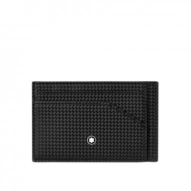 Montblanc萬寶龍(精品) Extreme 2.0 風尚系列3卡式袖珍型卡夾(附拉鏈隔層)