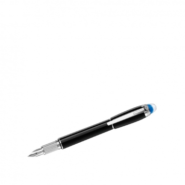 Montblanc萬寶龍(精品) 星際行者系列珍貴樹脂鋼筆 F尖