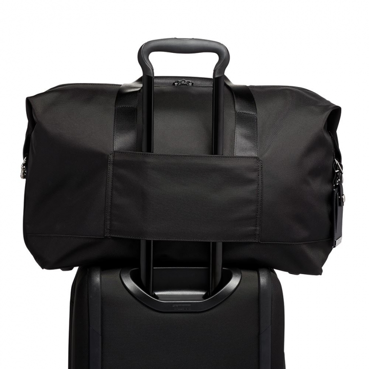 DOUBLE EXPANSION SATCHELALPHA 3 DOUBLE EXPANSION旅行袋