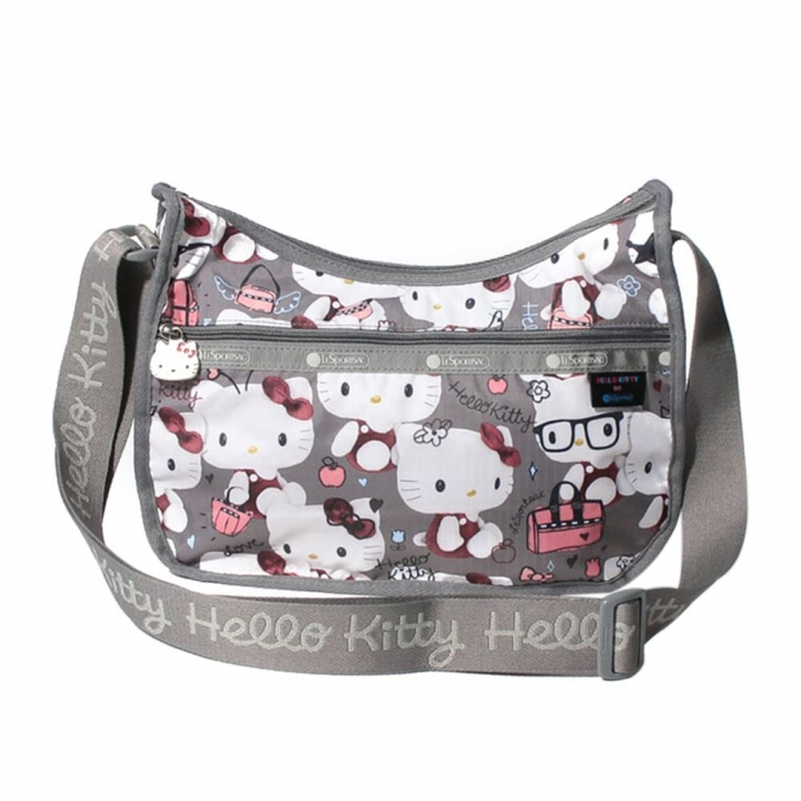 CLASSIC HOBOHELLO KITTY聯名款斜背包