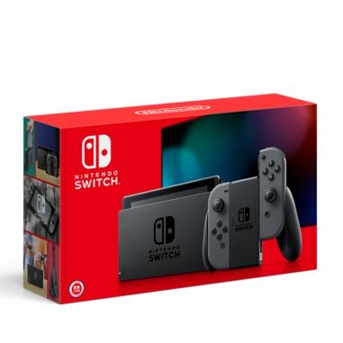 Nintendo任天堂 任天堂SWITCH主機 灰色