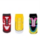 B&EGG - 童襪 黃色3雙組24618-73614_縮圖