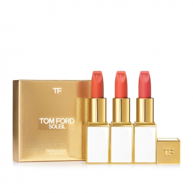 TOM FORD BEAUTYTOM FORD BEAUTY SOLEIL LIP TRIO SET