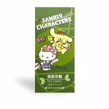 Hello KittyHello Kitty Hello Kitty 與好朋友清香茶糖