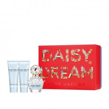 Marc Jacobs莫傑 《聖誕限定》莫傑雛菊夢境女士淡香水聖誕特惠組