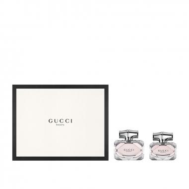 Gucci Makeup & Fragrance古馳 《聖誕限定》竹韻女士淡香精聖誕特惠組