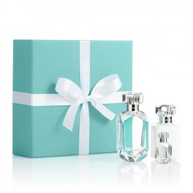 Tiffany & Co.蒂芙尼 《聖誕限定》TIFFANY & CO. Sheer淡香水聖誕特惠組